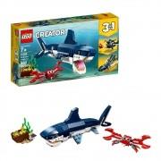 Lego Creator 3 em 1 Criaturas do Fundo do Mar - 31088 - 230 Peças