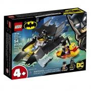 Lego Dc Batman Perseguição De Pinguim Em Batbarco 76158 - 54 Peças