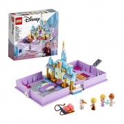 LEGO Disney - Frozen 2 - Aventuras do Livro de Contos - Anna e Elsa - 43175 - 133 Peças