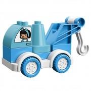 LEGO Duplo Blocos De Montar O Caminhão de Reboque - 10918 - 7 Peças