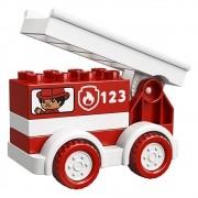 LEGO Duplo Blocos De Montar O Caminhão Dos Bombeiros - 10917 - 6 Peças