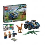 LEGO Fuga de Gallimimus e Pteranodonte - 75940 - 391 peças