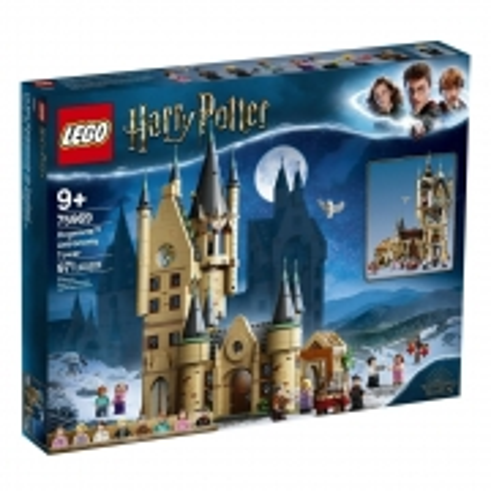Lego Harry Potter A Torre De Astronomia De Hogwarts - 75969