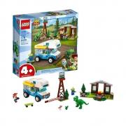 LEGO Juniors - Disney - Toy Story 4 - Férias com Trailer - 10769 - 178 Peças