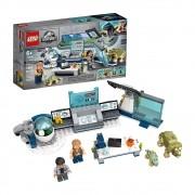 LEGO Jurassic World - Laboratório do Dr WU: A Fuga dos Dinossauros Bebês - 75939 - 164 Peças