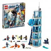 Lego Marvel Avengers Batalha na Torre - 76166 - 685 Peças