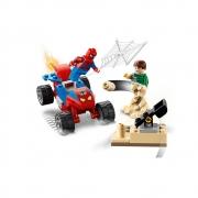 LEGO Marvel - Confronto Homem Aranha e Sandeman - 76172