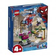 Lego Marvel Homem Aranha a Ameaça De Mysterio - 76149