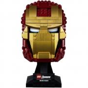 LEGO Marvel Vingadores  Capacete Homem de Ferro (Iron Man) - 76165 - 480 Peças