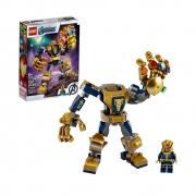 Lego Marvel Vingadores - Robô Thanos - 76141 - 152 Peças
