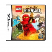 Lego Ninjago Battles - Nintendo DS - USADO