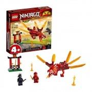 LEGO Ninjago - Dragão de Fogo do Kai - 71701 - 81 Peças