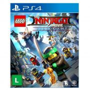 Lego Ninjago O Filme Videogame - PS4