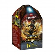 LEGO Ninjago - Rajada de Spinjitzu Cole - 70685-  48 Peças