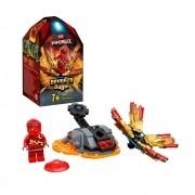LEGO Ninjago - Rajada de Spinjitzu Kai - 70686-  48 Peças