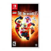 Lego Os Incriveis - Nintendo Switch