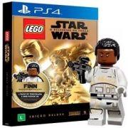 Lego Star Wars o despertar da força (Edição deluxe) - PS4