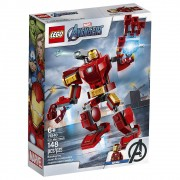 Lego Super Heroes Marvel Avengers - Robô Iron Man (Homem de Ferro)  - 76140