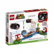 Lego Super Mario Bombardeio de Bill Balaços - Set Expansão - 71366