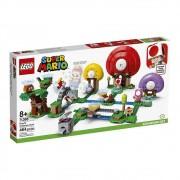 Lego Super Mario Caça Ao Tesouro De Toad - Expansão - 71368