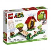 Lego Super Mario Casa De Mario E Yoshi Expansão 71367