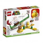 Lego Super Mario Derrapagem da planta Piranha - Set Expansão - 71365