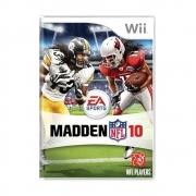 Madden Nfl 10 - Wii - USADO
