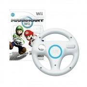 Mario Kart Wii + 1 Volante - Nintendo Wii - USADO