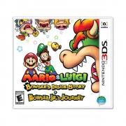 Mario & Luigi Bowser's Inside Story + Bowser JR.'s Journey - Nintendo 3DS