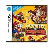Mario Vs Donkey Kong Mini-land Mayhem - DS - USADO