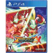 Mega Man Zero / ZX Legacy Collection - PS4