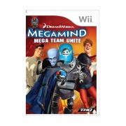 Mega Mind Mega Team Unite (mega Mente)  - Wii - USADO