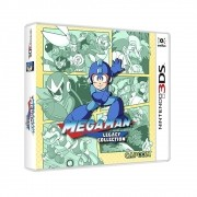 Megaman Legacy Collection - 3DS - USADO