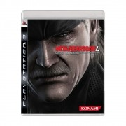 Metal Gear Solid 4 Guns of The Patriots - PS3 - USADO
