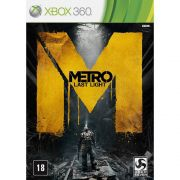 Metro Last Light Edição limitada  - Xbox 360