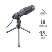 Microfone USB Ajustável com Tripé e Cabo - Trust 23790 All Round