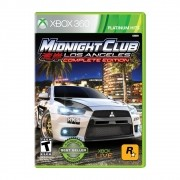 Midnight Club Los Angeles Complete Edition - Xbox 360 / Xbox One
