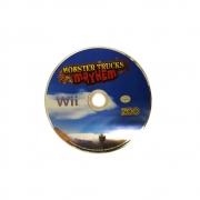Monster Trucks Mayhem - Nintendo Wii - Sem Capa - USADO