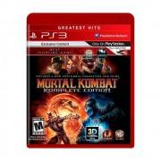 Mortal Kombat 9 Komplete Edition - PS3