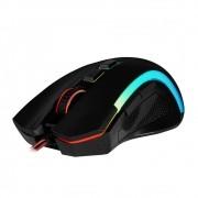 Mouse Gamer Griffin (M607) 7200dpi 6 Botões Com LED RGB - Redragon