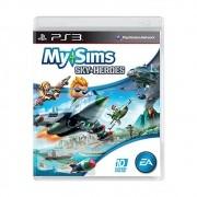 My Sims Sky Heroes - PS3 - USADO