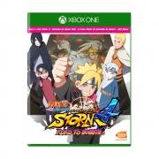 Naruto Ultimate Ninja Storm 4 Road to Boruto - Xbox One - USADO