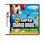 New Super Mario Bros - DS - USADO