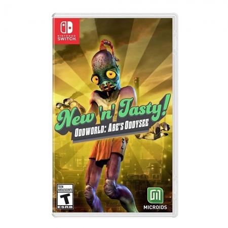 Oddworld: Abe's Oddysee New N Tasty Nintendo Switch