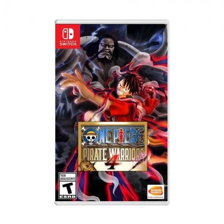 One Piece Pirate Warriors 4 - Nintendo Switch
