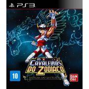 Os Cavaleiros do Zodíaco Batalha do Santuário - PS3