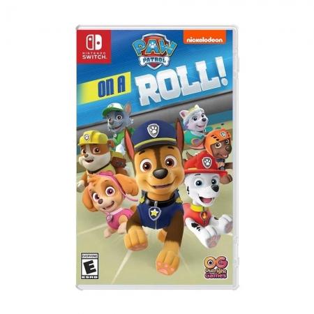 Paw Patrol: On A Roll (Patrulha Canina) - Nintendo Switch