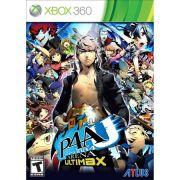 Persona 4 Arena Ultimax (P4AU) - Xbox 360