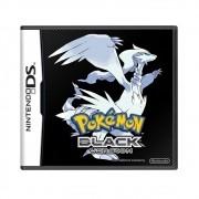 Pokémon Black Version - DS - USADO