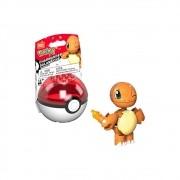 Pokemon Charmander Pokebola - Mega Construx - Mattel GVK62